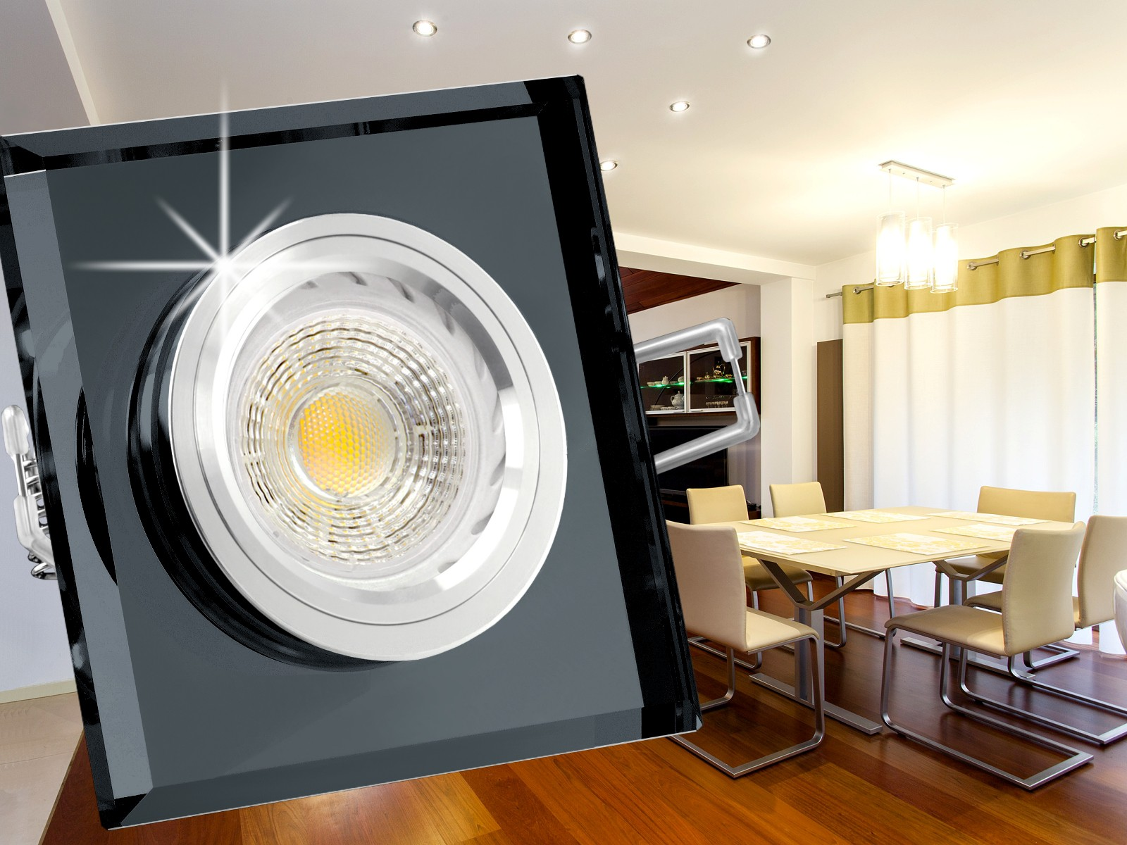 wie dekoriere ich eine glasvase weihnachtlich. Black Bedroom Furniture Sets. Home Design Ideas