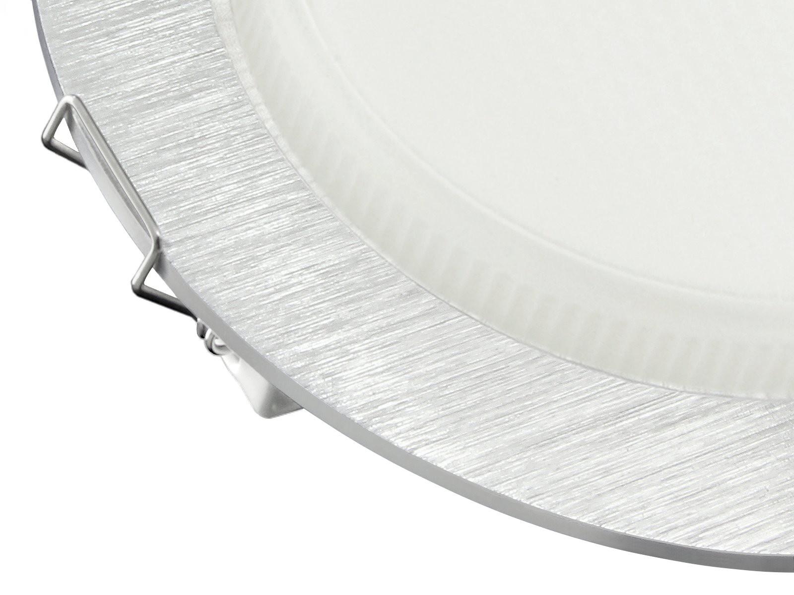 rx 3 alu led einbauleuchte einbaustrahler gx53 fassung 3 5w 15smd leds licht warm weiss. Black Bedroom Furniture Sets. Home Design Ideas