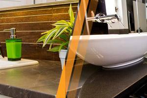 LEDs zaubern aus Ihrem Badezimmer einen Wellness-Tempel