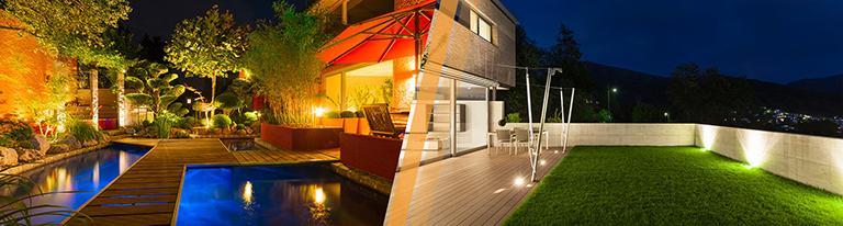gartenbeleuchtung mit leds darauf sollten sie achten. Black Bedroom Furniture Sets. Home Design Ideas