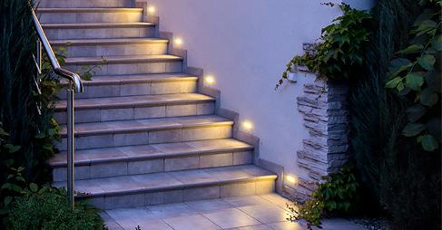 LED Beleuchtung Für Treppen Und Stufen